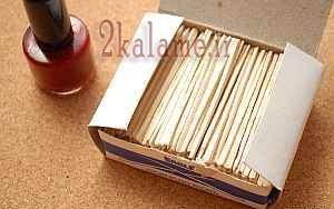 طرحی ناخن بدون داتینگ (3)