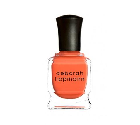 رنگ لاک ناخن پرتقالی