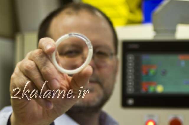 اختراع روشی جدید برای جلوگیری از بارداری و مقابله با HIV  - حلقه درون واژنی